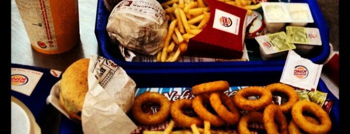 Burger King is one of Lieux qui ont plu à Mesut.