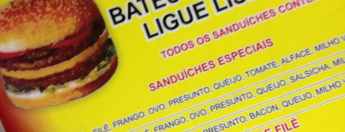 Lisboinha Lanches is one of LUGARES.