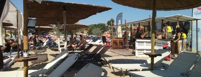 Room 9 Luxurius Beach Bar is one of Em's List.