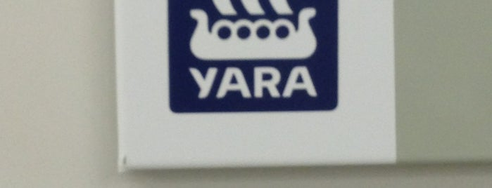 Yara Fertilizantes is one of Fábricas.