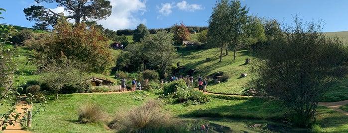 Hobbiton Movie Set & Farm Tours is one of Stephane 님이 저장한 장소.