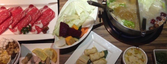 22:02 Hotpot Lohas is one of Andrewさんのお気に入りスポット.