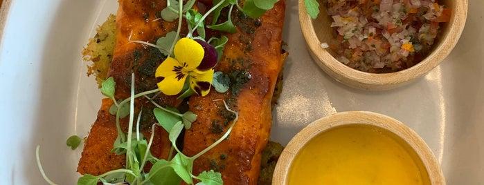 Barrio Ceviche Seafood Kitchen is one of Gespeicherte Orte von Charly.