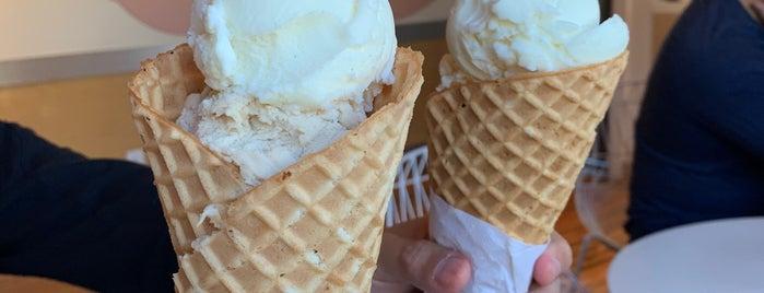 Cloud 10 Creamery is one of houston.