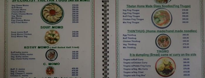 Potala Tibetan Restaurant is one of Nepal.