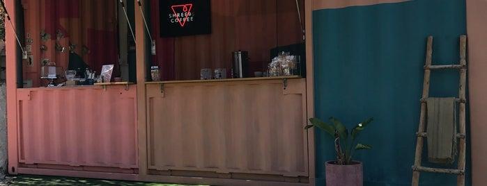Shreebs Coffee is one of Orte, die Tony gefallen.