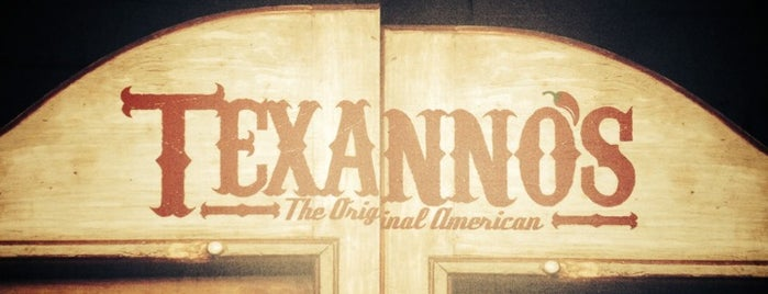 Texanno's - The Original American is one of Restaurantes a conhecer.