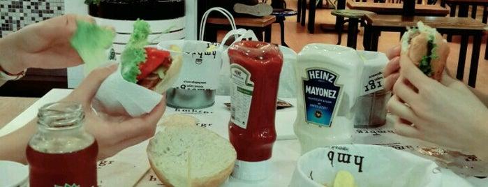 Hmbrgr - Homemade Burgers is one of Orte, die  gefallen.