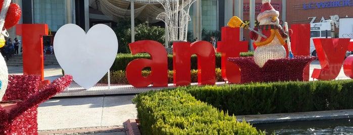 Antalya Migros AVM is one of Tempat yang Disimpan Emre.