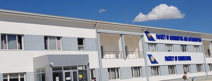 Mühendislik Fakültesi is one of Locais salvos de 🆉🅴🆈🅽🅴🅻.