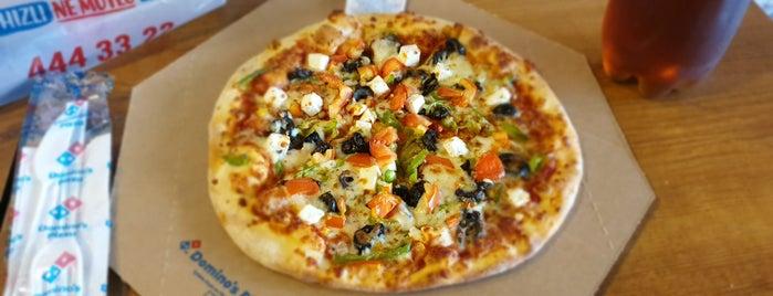 Domino's Pizza is one of Orte, die  gefallen.
