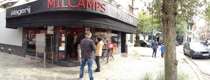 Boucherie Milcamps Slagerij is one of Lieux sauvegardés par Layla.