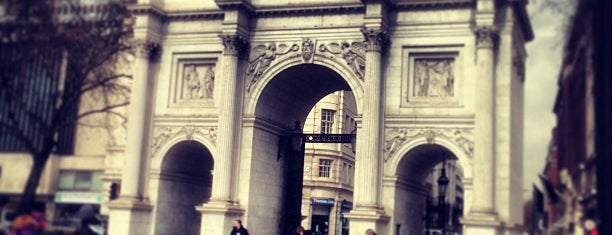 Marble Arch is one of Stuff I want to see and redo in London.