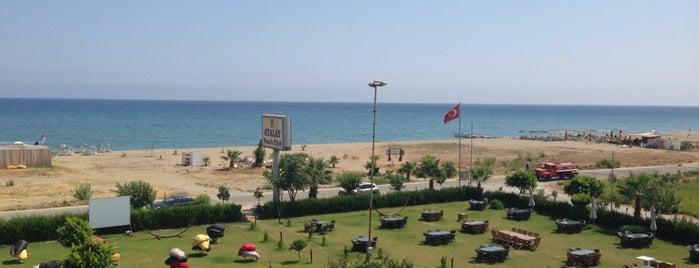 Atalay Beach Club is one of Posti che sono piaciuti a gzd.