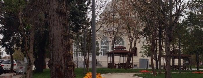 Evliya Çelebi Parkı is one of Fatih 님이 좋아한 장소.
