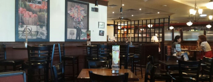 Corner Bakery Cafe is one of McAllen.