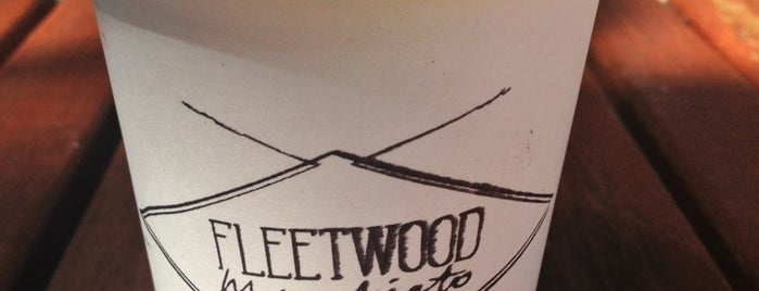 Fleetwood Macchiato is one of Sydney for coffee-loving design nerds.