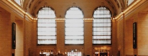 グランドセントラル駅 is one of NYC.