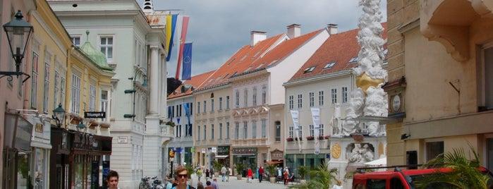 Baden is one of Orte, die Alexi gefallen.