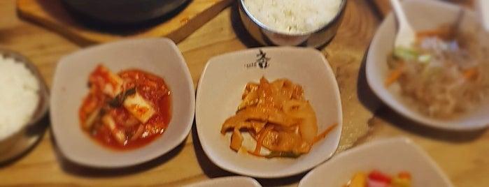 Charm Korean BBQ is one of Lieux qui ont plu à Josh.