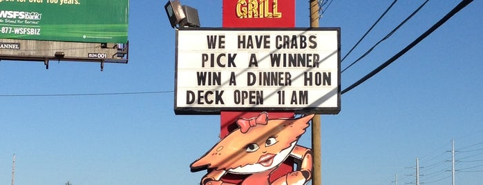 Crabby Dick's is one of Places to Visit.