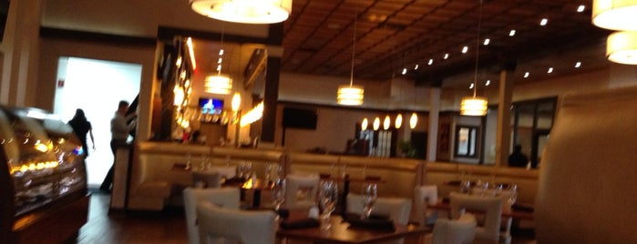 Cosmopolitan Restaurant is one of ATL Dinner Spots.
