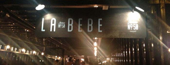 La Bebe is one of Locais curtidos por Umut.