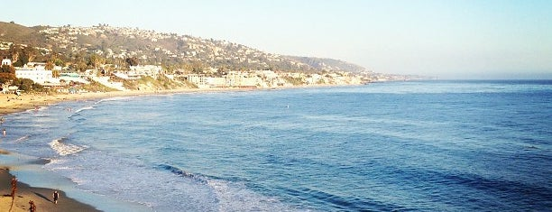 Laguna Beach is one of West Coast Sites.