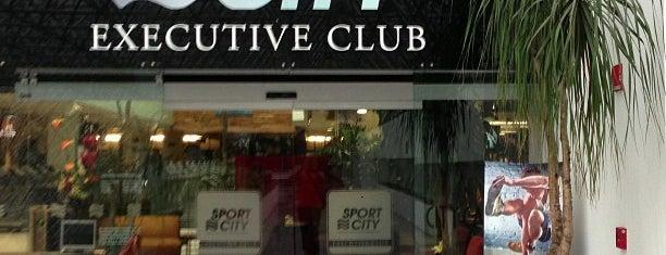 Sport City Executive is one of Posti che sono piaciuti a Aaron.