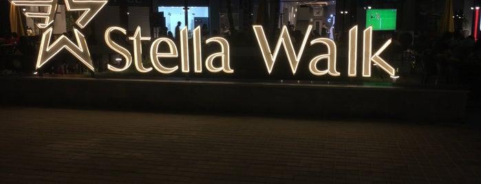 Stella Walk is one of North Coast.