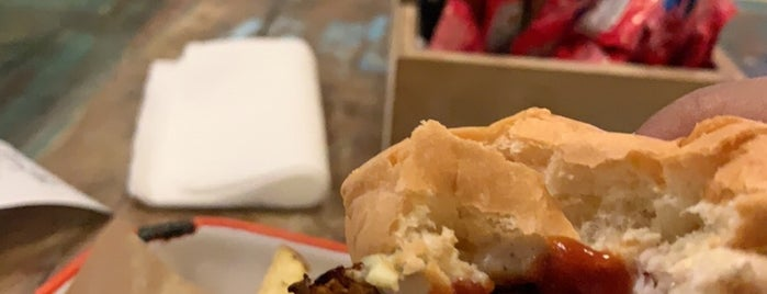 Dukan Burger is one of Riyadh - BURGERS!!.