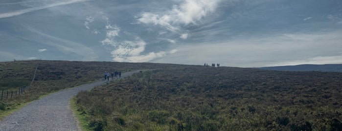 Cuilcagh Mountain is one of Northen Ireland.