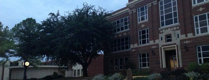 Southeastern Oklahoma State University is one of Brett : понравившиеся места.