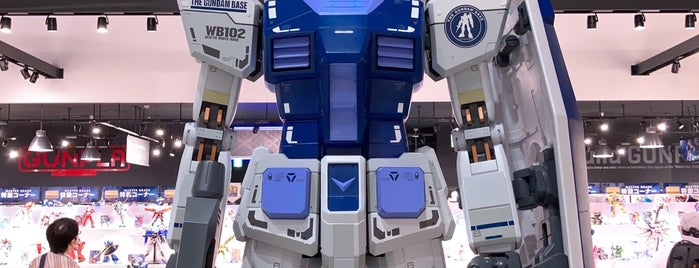 THE GUNDAM BASE TOKYO is one of Japan - Other.