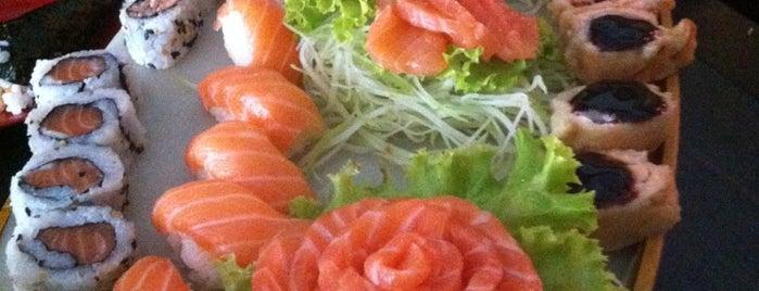 Kyandi Sushi is one of Restaurante.