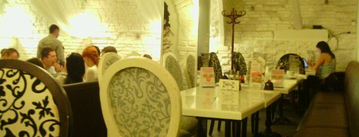 Мафія / Mafia is one of 20 favorite restaurants.