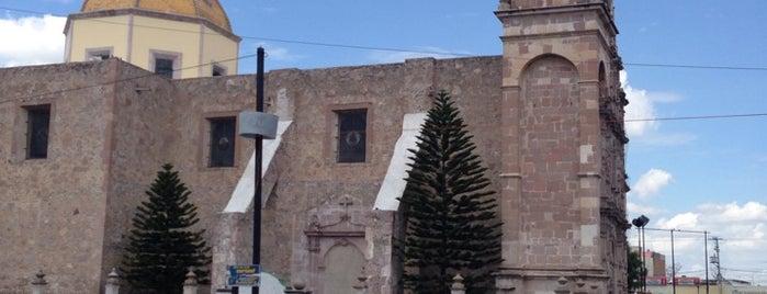 Barrio de San Marcos is one of #FeriaDeSanMarcos2013.