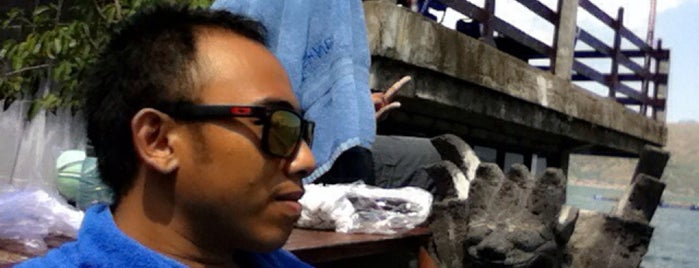 Batur hot spring is one of Enjoy Bali Ubud.