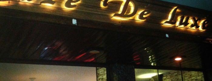 Café Dé Luxé is one of Locais salvos de TC İbrahim.