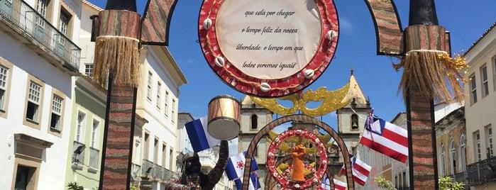 largo do Pelourinho Salvador Bahia is one of Viagem.