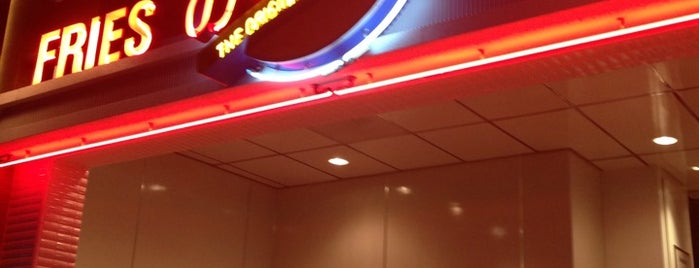 Johnny Rockets is one of Dexter's to do list 2.