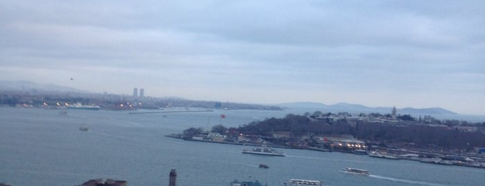 ガラタ塔 is one of Istanbul'da Manzara.