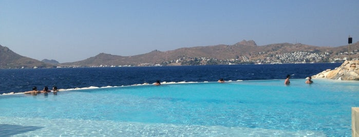 Billionaire Beach is one of Bodrum.