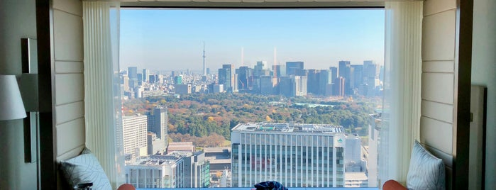 The Prince Gallery Tokyo Kioicho is one of Tokyō.