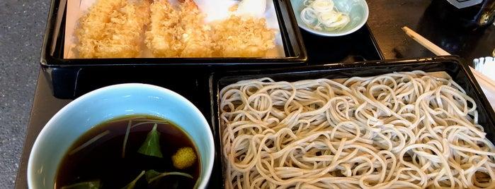 Kanda Matsuya is one of Tokyo Eats.