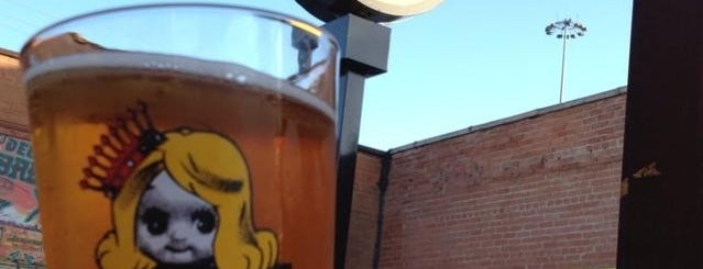 Deep Ellum Brewing Company is one of America's Best Breweries.