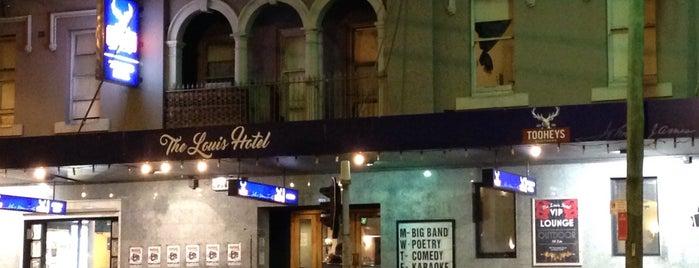 Lewisham Hotel is one of Sydney Pubs.