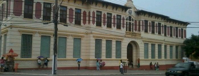 IFRN - Instituto Federal de Educação, Ciência e Tecnologia is one of Danina : понравившиеся места.