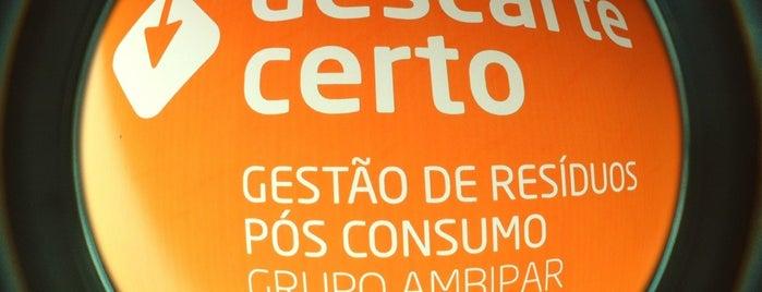 Descarte Certo – Gerenciamento de Resíduos Tecnológicos is one of Biruleibyさんのお気に入りスポット.
