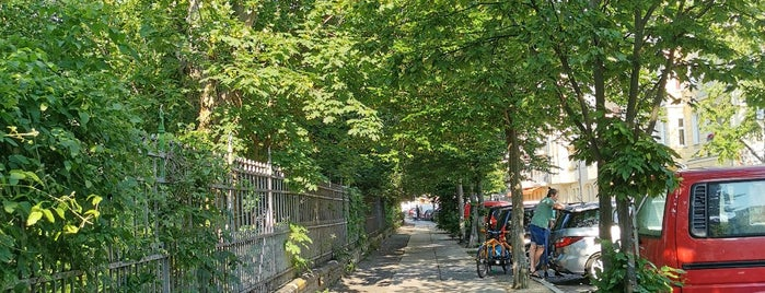 Prenzlauer Berg is one of Europe: 3months business trip '15.